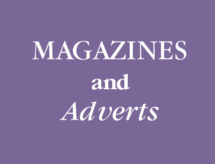 Magazines and Adverts
